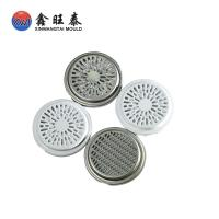 Buy cheap White Color Metal Deep Drawn Components / Deep Drawn Parts Tooling Design Making from wholesalers