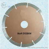 China Diamond Segmented Saw Blades for Porcelain - DSSB04 wholesale
