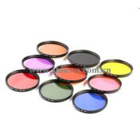 China High quality Camera UV Filter colorful uv filter red bule and golden colors wholesale
