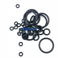 Quality green brown NBR FKM EPDM Silicone Food Grade HNBR O Ring for sale