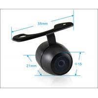 China Reverse camera Wireless car camera 2.4G wireless  mini butterfly camera 15mm distance line rear view camera on sale
