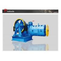 China 220 / 380V Roping 1 / 1 Geared Traction machine / Residential Elevator Parts SN-TMYJ220A wholesale
