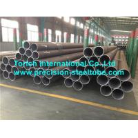 China Carbon Steel Hot Rolled Seamless Steel Tube GB/T 8163 12M Max Length wholesale