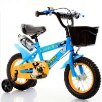 China 12inch hot sell steel kids bike with training wheels for sale wholesale