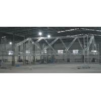 China Silvery 6061-T6 Aluminum Stage Truss , Advertising Stage Lighting Truss Systems on sale