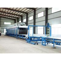 China Full-Automatic Horizontal Continuous Polyurethane Foam Injection Machine With American Vicking Pump wholesale