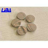 China Electronics Toys LiMnO2 3v Coin Battery , Lithium Button Cell Battery 240mAh wholesale