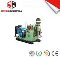 China 22 Kw Power Small Core Drilling Rig XY - 2B With 600m Drilling Depth wholesale
