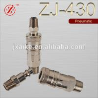 China Galvanized compression coupling on sale