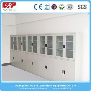 China Locking Pharmacy Medicine Cabinet , Customized Biology Lab Furniture wholesale
