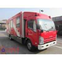 China Max Speed 90KM/H Fire Pumper Truck , 4x2 Drive Type Gas Supply Firefighter Truck on sale