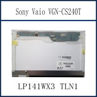 China LP141WX3 TLN1 14.1inch 1280*800 CCFL laptop lcd display for Sony Vaio VGN-CS240T wholesale