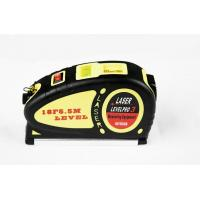 Quality Horizontal Vertical Line Laser Level Measuring Tape for sale