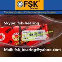China Brass Cage FAG 809281 Mixer Truck Reducer Bearings Size 120*215*98mm Double Row wholesale