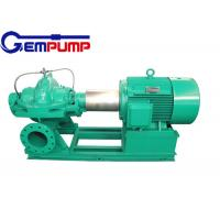 China S type single-stage double-suction centrifugal pump For fire protection system wholesale