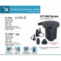 China HT-398 AC Electric Air Pump In Camping & outdoor wholesale