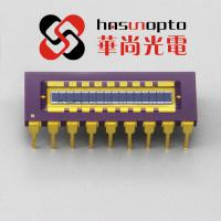 China 2.5x2.5mmx16pcs 1x1mmx10pcs  Si PIN linear array detector With Csl scintillator High-low energy physics detector wholesale