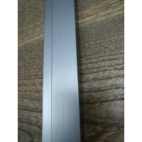 China Darkness Nickel Coating Gray Anodized Aluminium Industrial Profile 6063-T5 / 6005-T6 wholesale