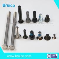 China Customized Standard non-Standard Aluminum Stailess Bolts Nuts Screws Washer  Fasteners, wholesale