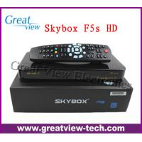 Quality New Skybox F5S FTA satellite receiver with VFD Display for sale