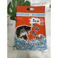 China Fruit Grip Seal Stand Up Pouches / Top Zip Standing Pouch Packaging on sale