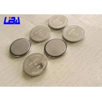 Quality Transceivers And Radios CR 2025 Button Cell Battery , 160mAh  2.4g Lithium Coin Battery for sale