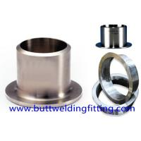 Buy cheap Stainless Steel Stub Ends / Butt Weld Fittings ASTM A403 316/316L 6'' SCH40 ANSI from wholesalers