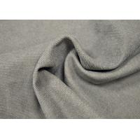 China Plain Style Stone Washed Canvas Fabric Density 46 X 28 With Customized Color wholesale