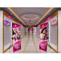 Quality Customized Tripod X Stand Banners Trade Show Display 1440*1440 Dpi for sale