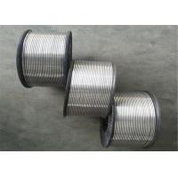 China Diameter 0.8 - 4.0mm ER 5356 Aluminum Welding Wire 15 KGS / SPOOL For Chemicals wholesale