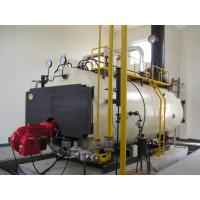 China Electric Thermal 8 Ton Oil Fired Steam Boiler For Radiant Heat , High Pressure wholesale