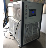 China New Cooling Recirculator Lab Chiller Henan Recirculating Chillers 30/80 Chiller for -80c Cold wholesale