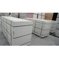 China Real factory Gypsum board 1200x1830/2135/2440/2745/3000mm with Pallet in 20'ft/40'HQ wholesale