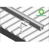 China Premium Durable Aluminum Photovoltaic Mounting Systems 10 Years Warranty wholesale