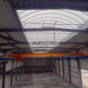 China Factory Workshop Building Prefab Warehouses Steel Structure wholesale