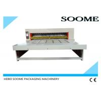 China Roll To Roll Rotary Die Cutting And Creasing Machine For Feeding Corrugated Box on sale
