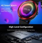 China LEMFO LEM8 2G+16G 4G-LTE Watch Phone IP67 Waterproof Customized Watch Face Smart Watch wholesale