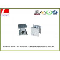 China Precise Custom Machined Aluminum Parts With Nature Anodization on sale