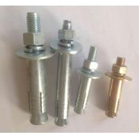 China Stainless Steel Elevator Bolts wholesale