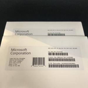 English Language Wins Server 2019 STD OEM Package with DVD / COA Sticker