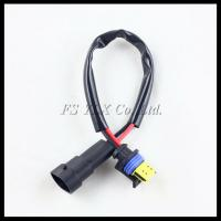 China D1 D1S D1C Xenon HID socker adapter D1 wiring harness plug to HID headlight fog lamps kit wholesale