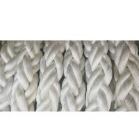 China Marine 64mm Diameter Nylon Mooring Rope Dry Quickly High Color Retention wholesale