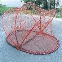 China Fishing Coops with PE and Nylon Net wholesale
