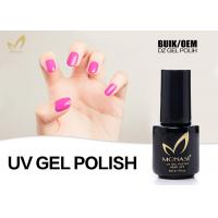 China No Odour One Coat Gel Nail Polish , One Step Nail Gel Polish For Personal Use wholesale