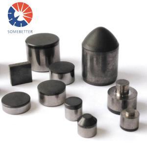 China China professional PDC Drill Bit Cutter / PDC Diamond Drill Inserts wholesale