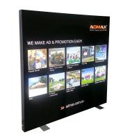 Quality Advertising LED Light Box Backlit Frameless Led Fabric Light Reinforced Struction for sale