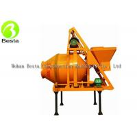 20cbm/h Productivity Electric Concrete Mixer 500L capacity with Electric Motor