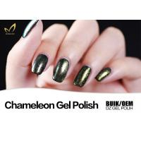 China Eco - Friendly Chameleon Gel Nail Polish For Beauty Salon Long Wearing wholesale