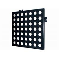 China Hex 6061 Aluminum Perforated Metal Sheet, 2mm /3mm Decorative Perforated Aluminum on sale