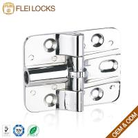 China Expose Axle Lift -off Corner Mount Positioning Hinge Screw-on Electric Cabinet Hinge Rating 180 wholesale